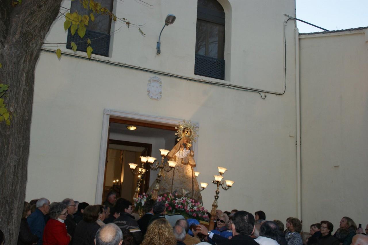Salida del Convento Monjas de Clausura